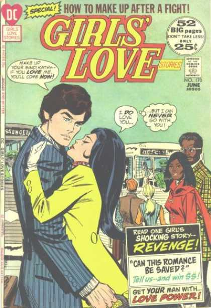 Girls' Love Stories 170 - Special - Make Up - Kathy - Revenge - Can This Romance Be Saved