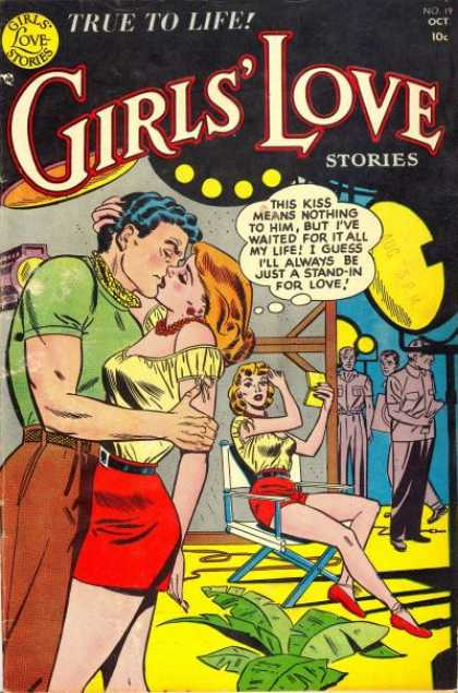 Girls' Love Stories 19