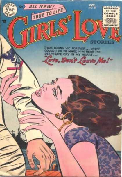 Girls' Love Stories 37