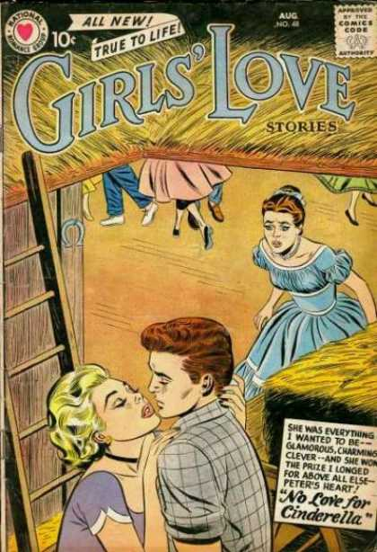 Girls' Love Stories 48