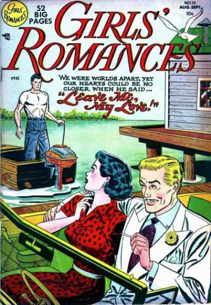 Girls' Romances 10