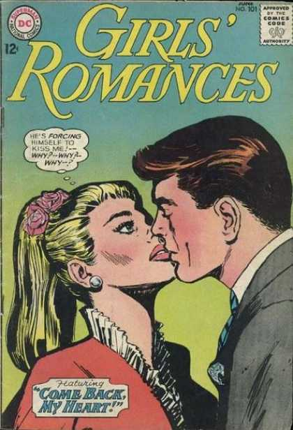 Girls' Romances 101 - Kiss