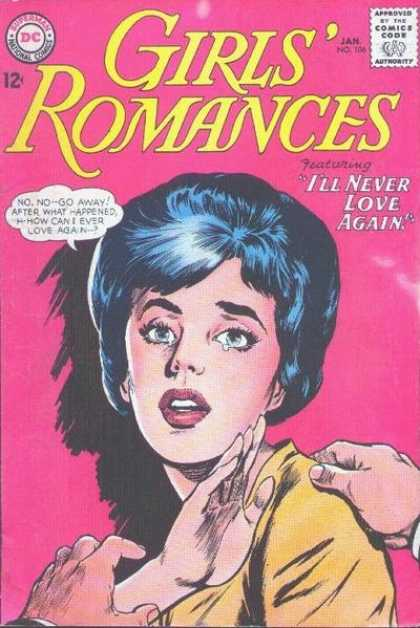 Girls' Romances 106 - Girls - Romances - 12 - Love - Again