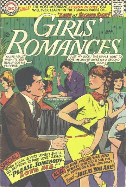 Girls' Romances 115