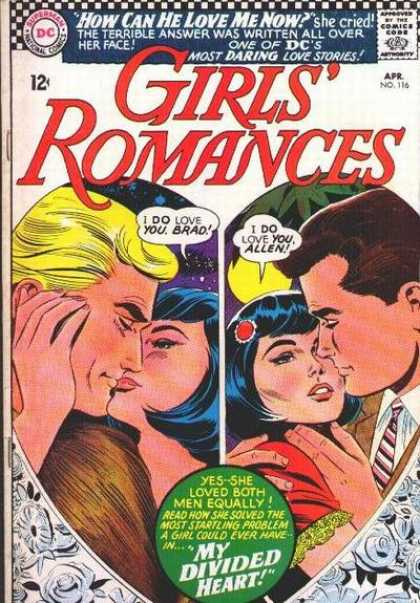 Girls' Romances 116