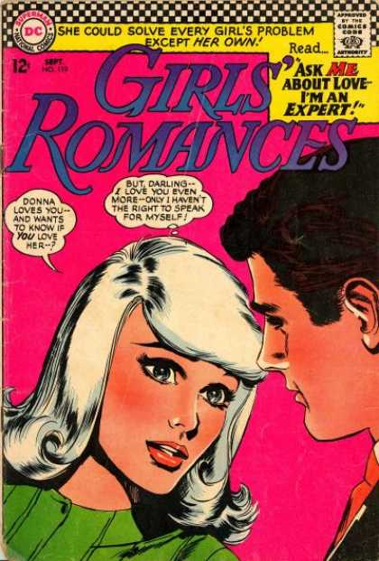 Girls' Romances 119
