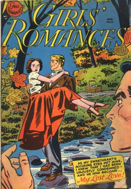 Girls' Romances 12