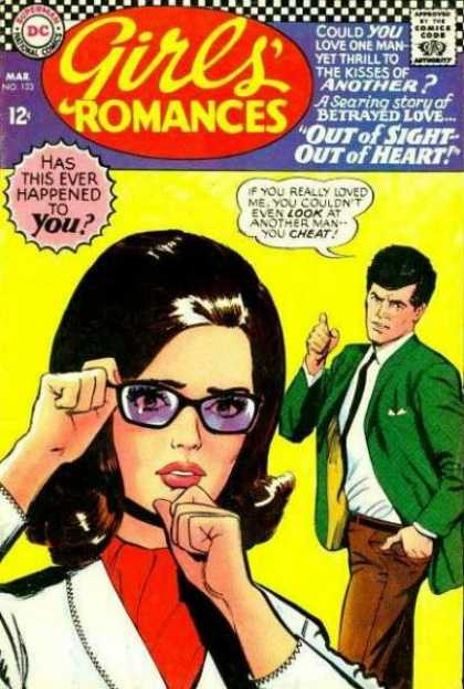 Girls' Romances 123