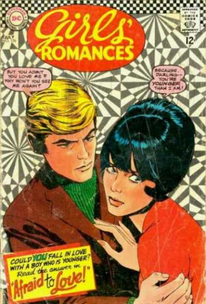 Girls' Romances 126