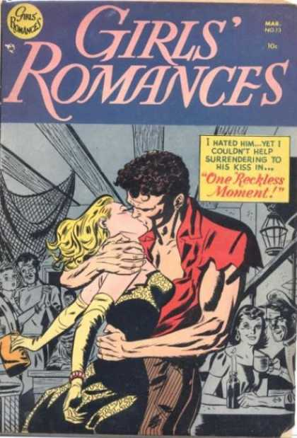 Girls' Romances 13