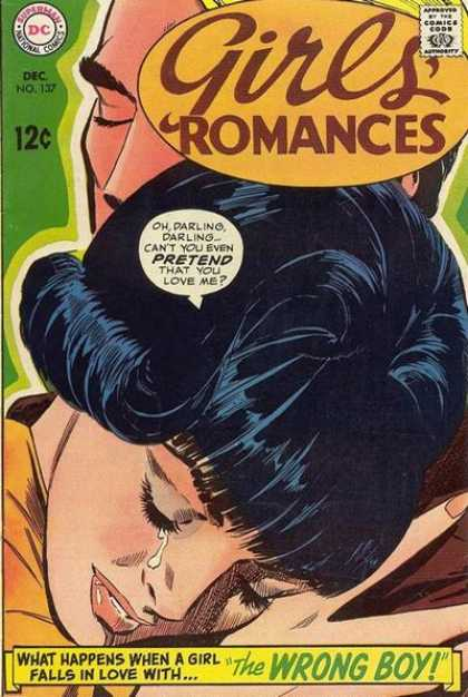 Girls' Romances 137
