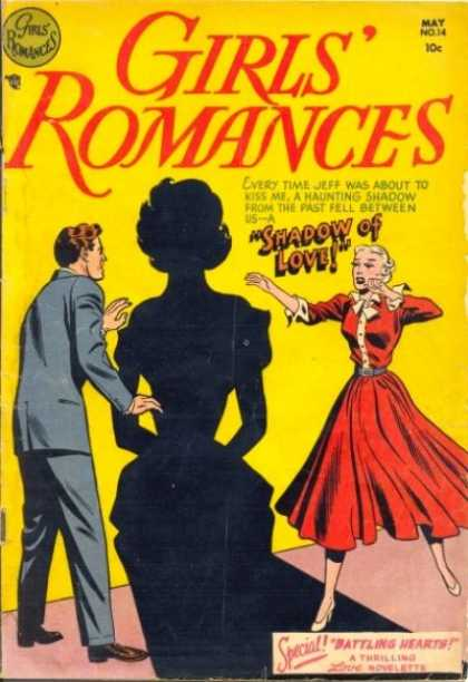 Girls' Romances 14