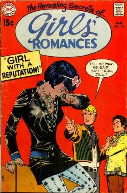 Girls' Romances 146