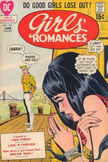 Girls' Romances 157