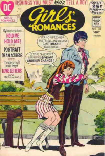 Girls' Romances 159