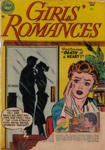 Girls' Romances 18 - Woman