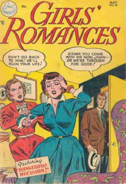 Girls' Romances 20