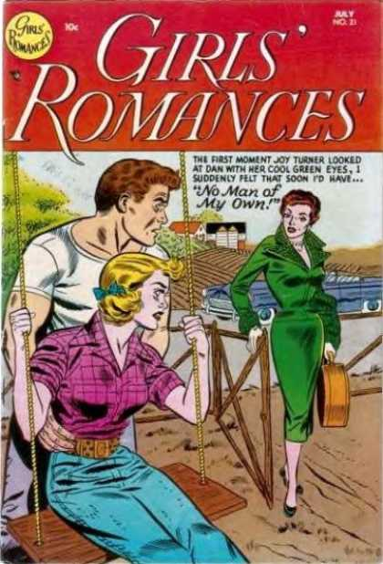 Girls' Romances 21