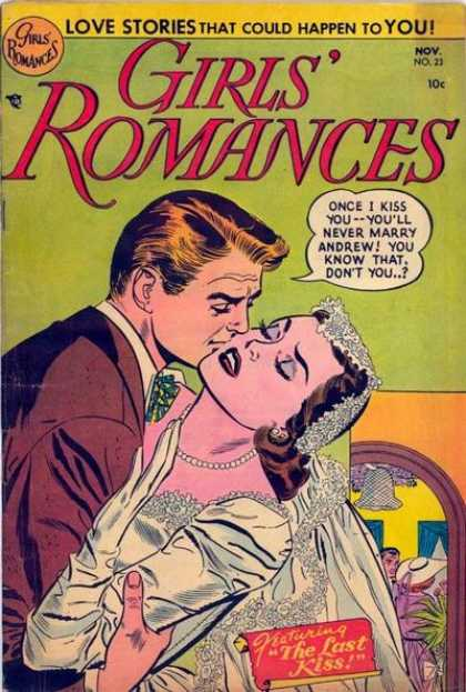 Girls' Romances 23