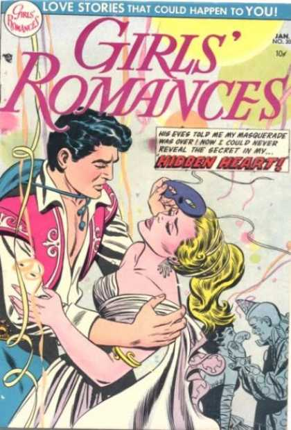 Girls' Romances 30