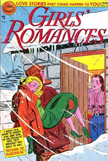 Girls' Romances 31