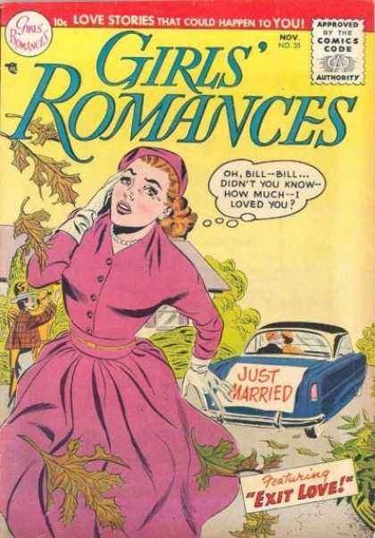 Girls' Romances 35