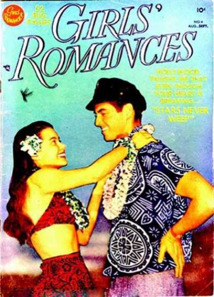 Girls' Romances 4