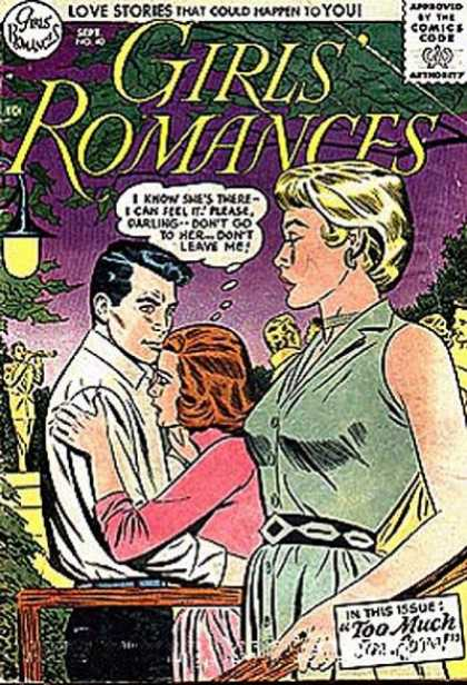 Girls' Romances 40