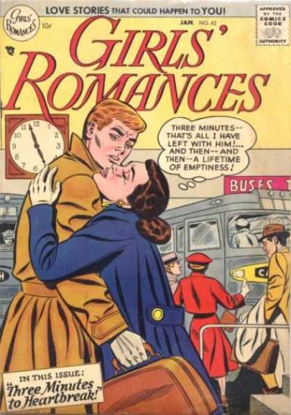 Girls' Romances 42 - Clock