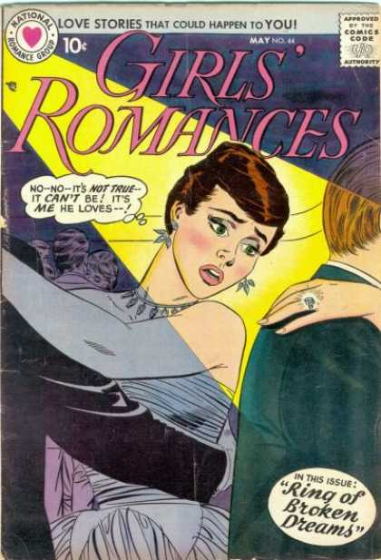 Girls' Romances 44