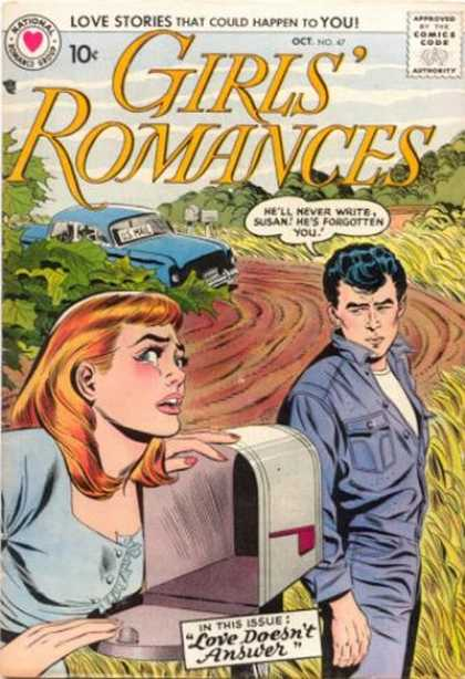 Girls' Romances 47