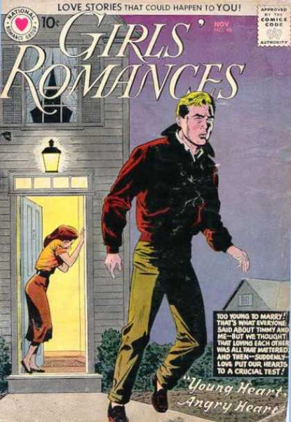 Girls' Romances 48