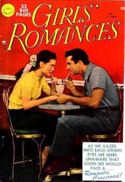 Girls' Romances 5
