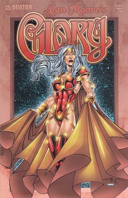 Glory 6 - Avatar - Alan Moore - Alan Moores - Comic - Pink - Deodato Fiho