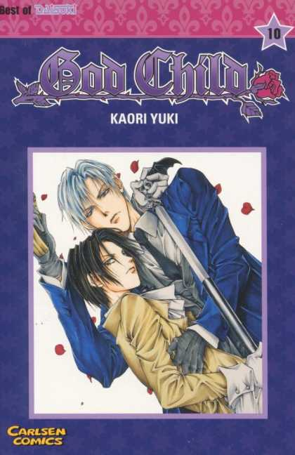 God Child 10 - Best Of Dasoki - Man - Kaori Yuki - Star - Carlsen Comics