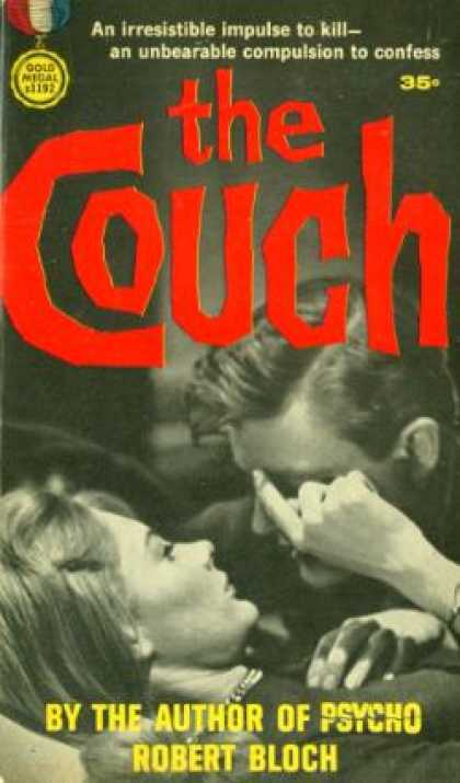 Gold Medal Books - The Couch - Robert Bloch