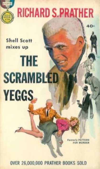 Gold Medal Books - Scrambled Yeggs