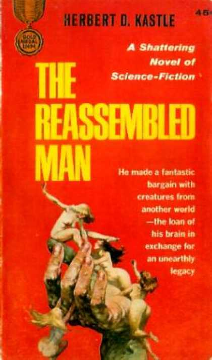 Gold Medal Books - The Reassembled Man