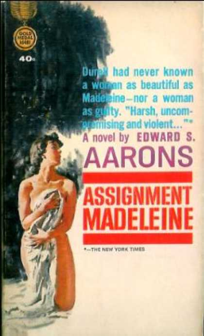 Gold Medal Books - Assignment Madeleine