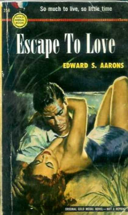Gold Medal Books - Escape To Love