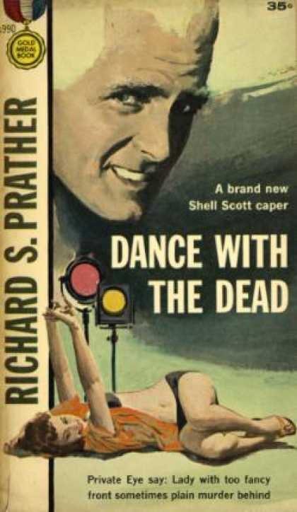 Gold Medal Books - Dance With the Dead - Richard S. Prather
