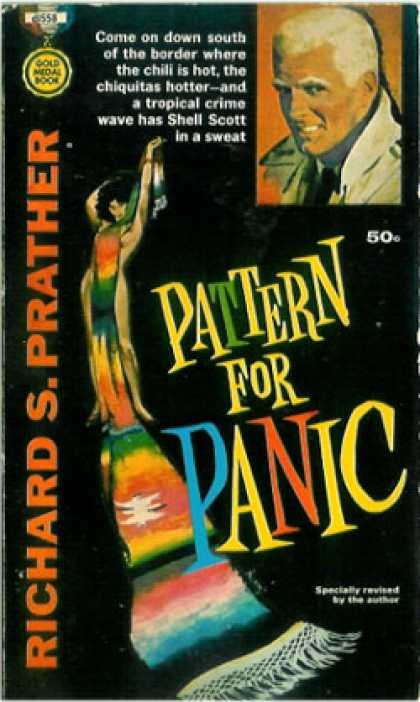 Gold Medal Books - Pattern for Panic - Richard S. Prather