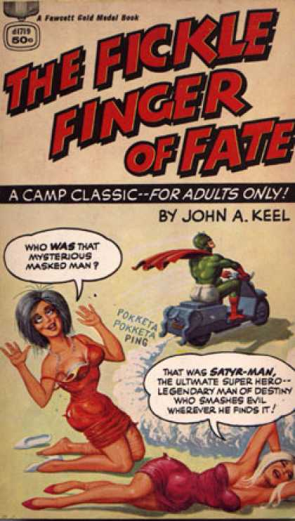 Gold Medal Books - The Fickle Finger of Fate - John a Keel