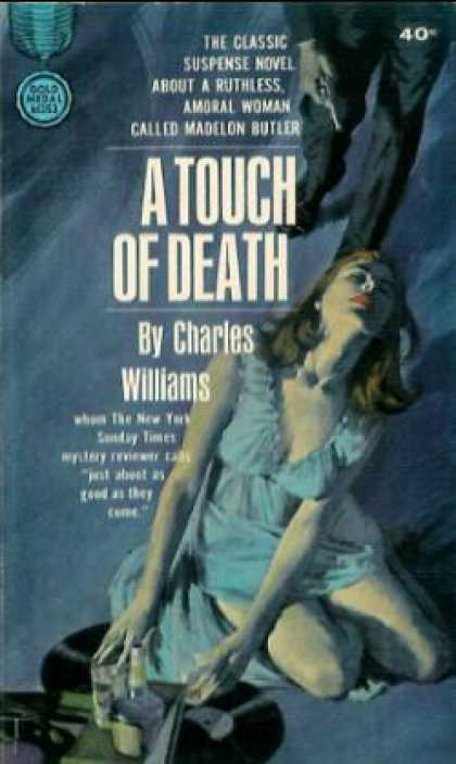 Gold Medal Books - A Touch of Death