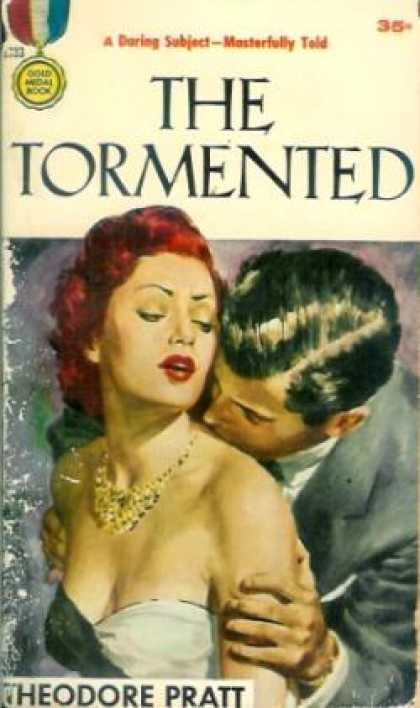 Gold Medal Books - The Tormented - Theodore Pratt