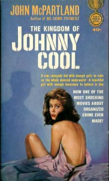 Gold Medal Books - The Kingdom of Johnny Cool - John Mcpartland