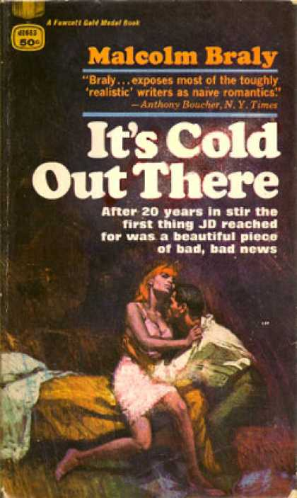Gold Medal Books - It's Cold Out There