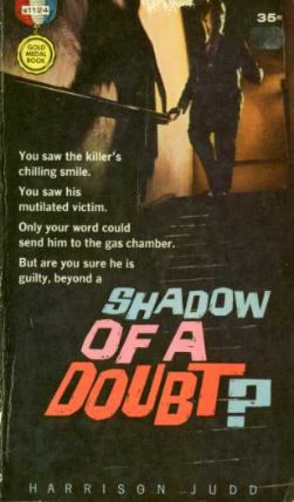 Gold Medal Books - Shadow of a Doubt?