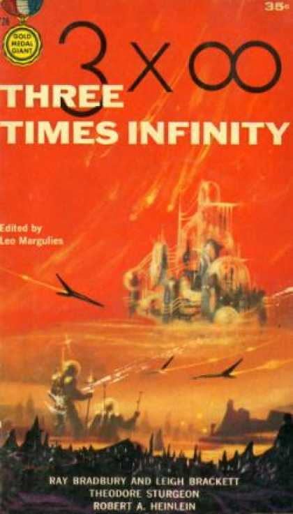 Gold Medal Books - Three Times Infinity