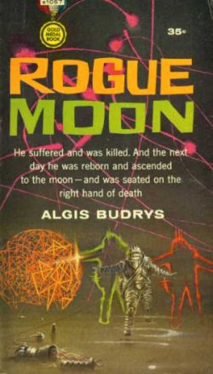 Gold Medal Books - Rogue Moon